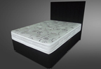 Utopia Blossom Double Divan - 4ft6 4'6''
