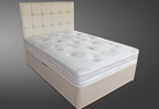 Utopia Serenity Double Divan - 4ft6 4'6''