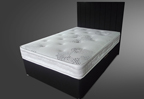 Utopia Oasis Double Divan - 4ft6 4'6''