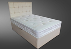 Utopia Breeze Double Divan - 4ft6 4'6''