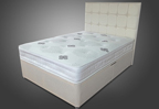 Utopia Twilight Super King Size Divan - 6ft 6'0''