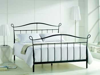 Joseph Senna Double Bed Frame - 4ft6 4'6''