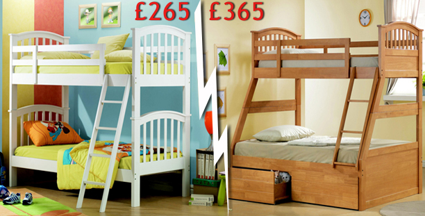 Joseph Beds Polo Bunk Bed